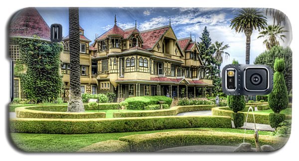 Winchester Mystery House Galaxy S5 Case by Jim Thompson