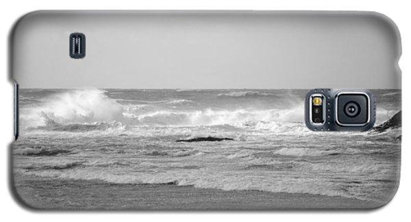 Wind Blown Waves Tofino Galaxy S5 Case