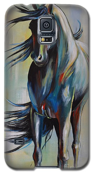 Wind Dancer Galaxy S5 Case by Cher Devereaux
