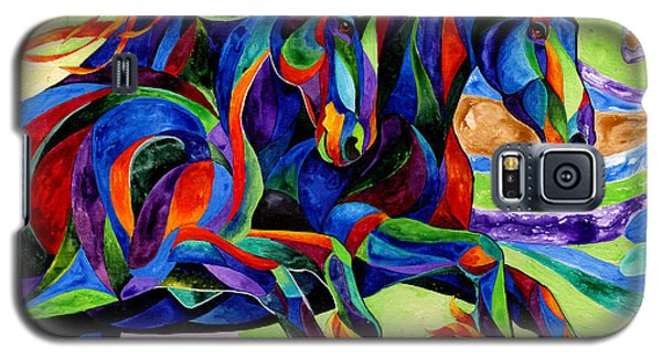Wind Dancers Galaxy S5 Case