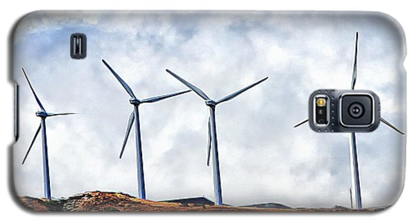Wind Farm Galaxy S5 Case