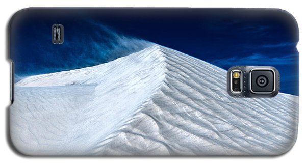 Wind Over White Sands Galaxy S5 Case