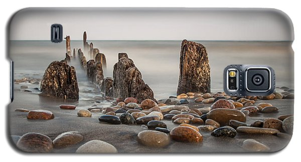 Wind Point Pebbles Galaxy S5 Case