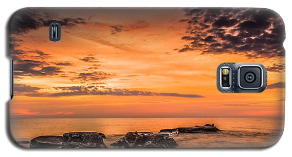 Wind Point Sunrise Galaxy S5 Case
