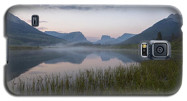 Wind River Morning Galaxy S5 Case
