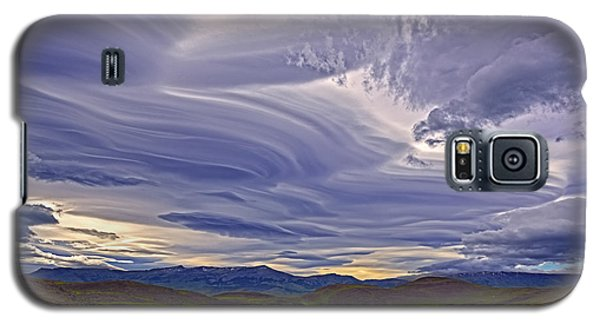 Wind Sculpture Galaxy S5 Case