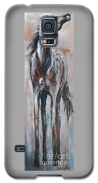 Wind Talker Galaxy S5 Case by Cher Devereaux