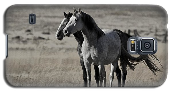 Galaxy S5 Case featuring the photograph Windblown D3560 by Wes and Dotty Weber