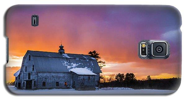Windham Barn  Galaxy S5 Case