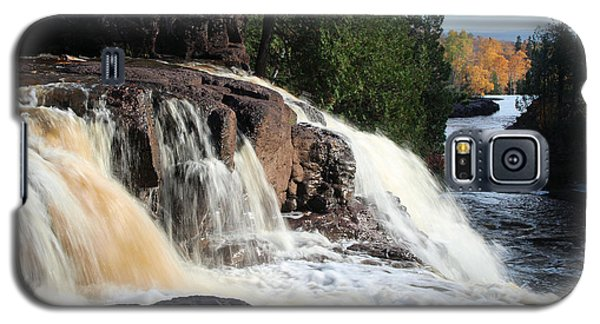 Winding Falls Galaxy S5 Case by James Peterson