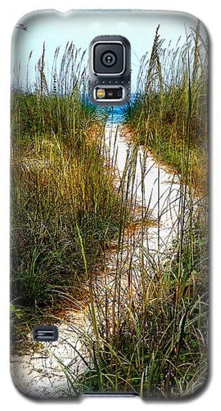 Winding Path Galaxy S5 Case by Linda Olsen
