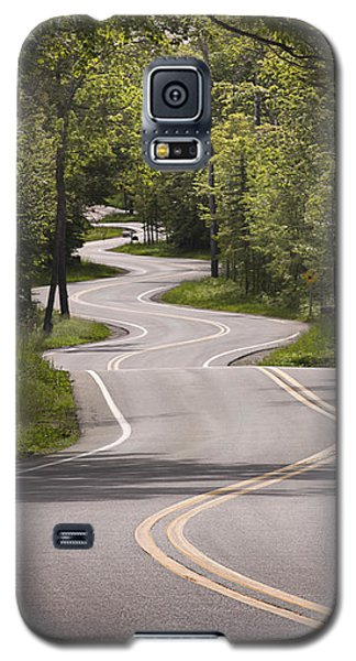 Winding Road Door County Galaxy S5 Case
