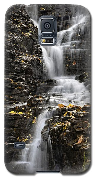 Winding Waterfall Galaxy S5 Case by Christina Rollo