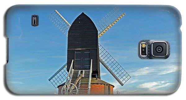 Windmill At Brill Galaxy S5 Case