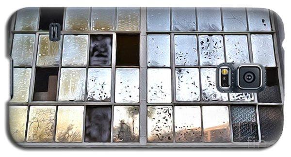 Oily Window Too Galaxy S5 Case