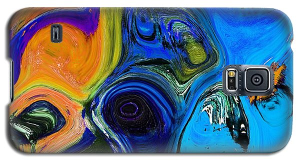 Window Dressing Galaxy S5 Case by Everette McMahan jr