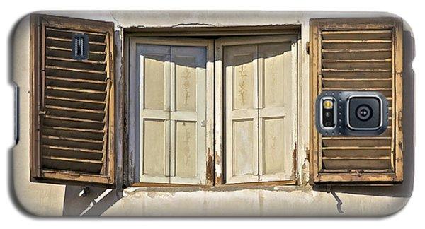 Window Of Tuscany Galaxy S5 Case