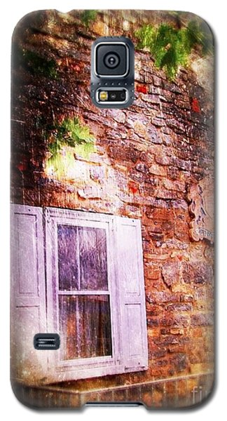 Galaxy S5 Case featuring the photograph Window On The Rocks 1 by Becky Lupe