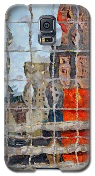Window Reflections Galaxy S5 Case