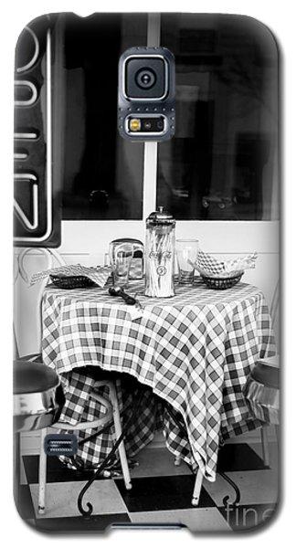 Window Seat Galaxy S5 Case by Randall  Cogle