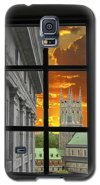 Window Series 03 Galaxy S5 Case