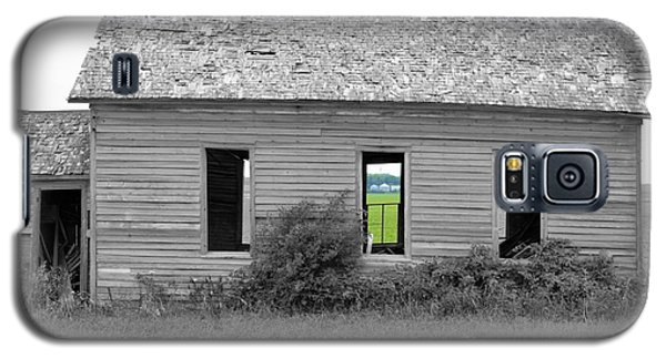 Window To The Future Galaxy S5 Case by Bonfire Photography