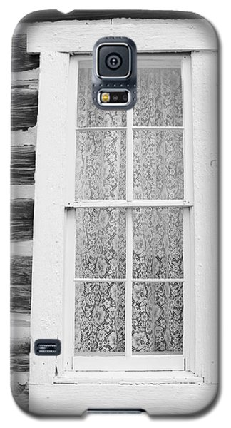 Window To The Old West Galaxy S5 Case by Diane Alexander