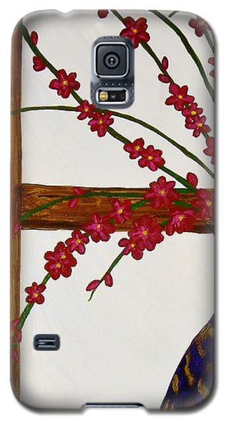 Window With A View Galaxy S5 Case by Celeste Manning