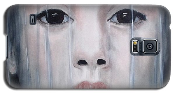 Windows To The Soul Galaxy S5 Case by Diane Daigle