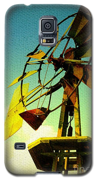 Winds Of Change Galaxy S5 Case