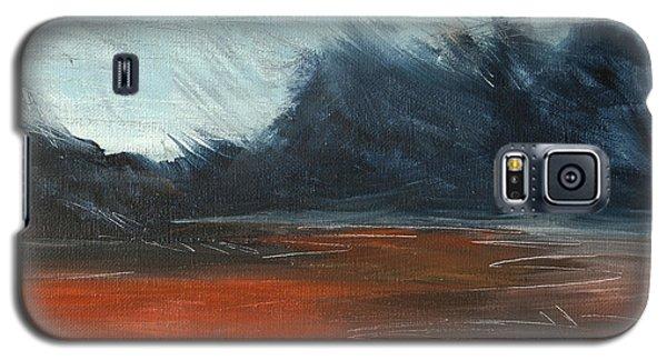 Windy Beach Galaxy S5 Case