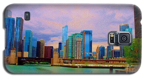 Windy Cityscape II Galaxy S5 Case