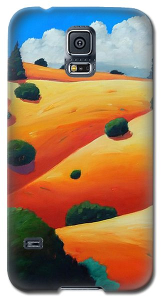 Windy Hill Trip Panel 2 Galaxy S5 Case