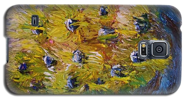 Windy Galaxy S5 Case by Laurie L