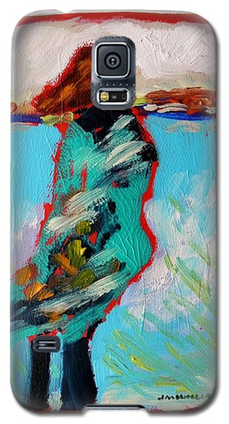 Windy Morning Galaxy S5 Case by John Williams