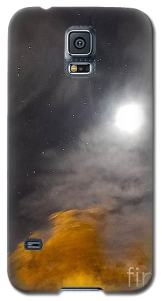 Windy Night Galaxy S5 Case by Angela J Wright