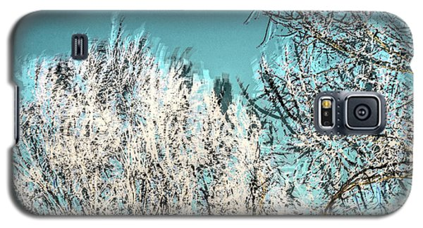 Windy Trees 13023 Galaxy S5 Case