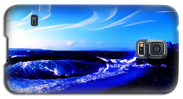 Windy Waterfront At Edmonds Washington Galaxy S5 Case
