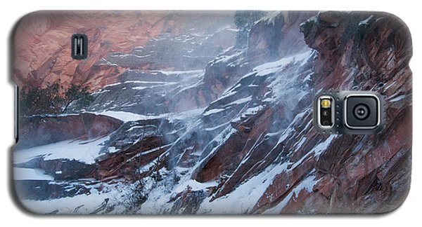 West Fork Windy Winter Galaxy S5 Case