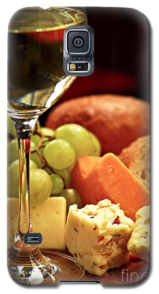 Wine And Cheese Galaxy S5 Case