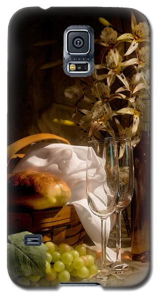Wine And Romance Galaxy S5 Case by Tom Mc Nemar