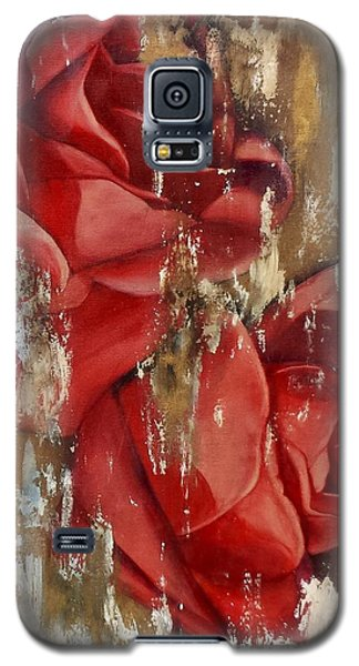 Wine And Roses Galaxy S5 Case