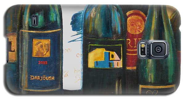 Wine Bar Galaxy S5 Case by Sheri  Chakamian