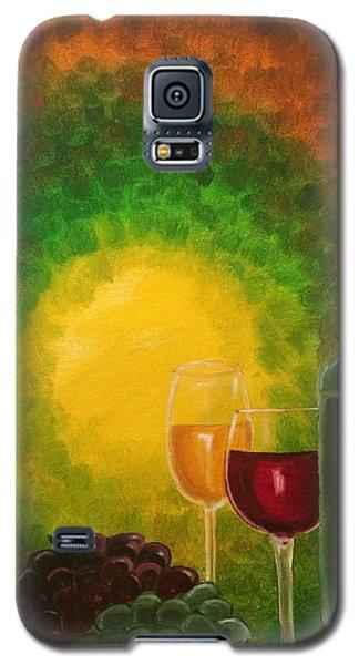 Wine Galaxy S5 Case