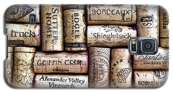 Wine Corks Galaxy S5 Case