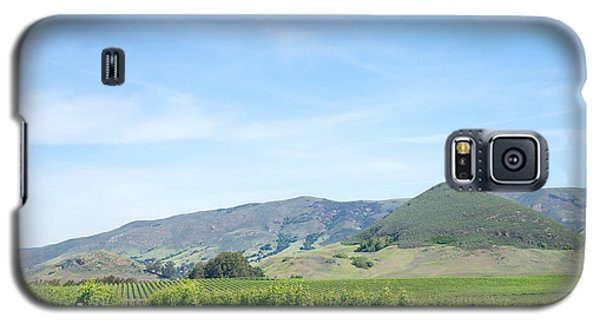 Wine Country Edna Valley Galaxy S5 Case