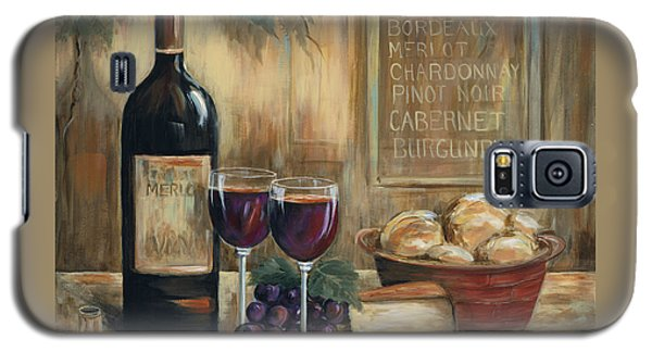 Wine For Two Galaxy S5 Case by Marilyn Dunlap