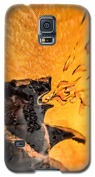 Wine Label Galaxy S5 Case by Mitch Shindelbower