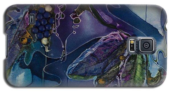 Wine Line Galaxy S5 Case by Pat Purdy