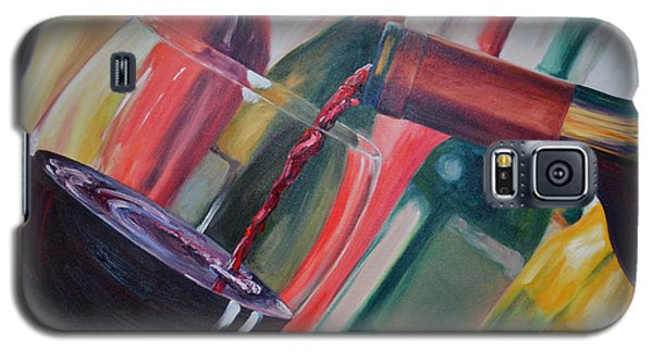 Wine Pour IIi Galaxy S5 Case